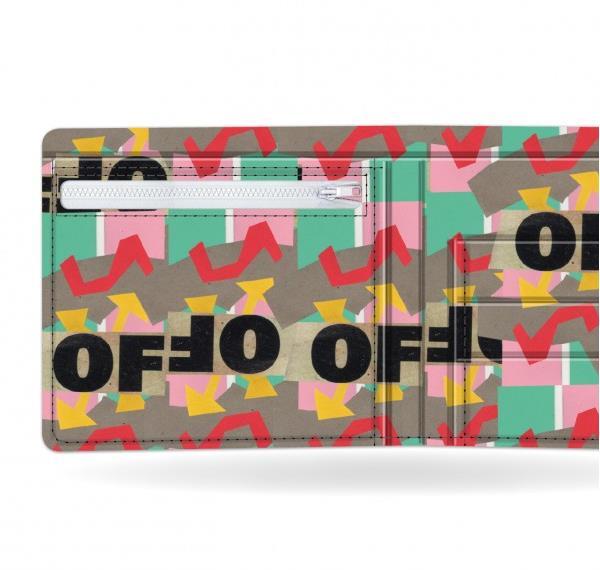 I like paper(アイライクペーパー) OF 日本初上陸 視線を集めるおしゃれなデザイナーズ ペーパーウォレット 財布 薄く軽い アーティストデザイン デュポン社タイベック製