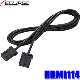 HDMI114 イクリプス HDMIケーブル1.5m TypeEオス⇔TypeAメス