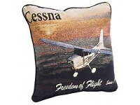 航空機クッション【Cessna/BlueAngels/PiperCub】