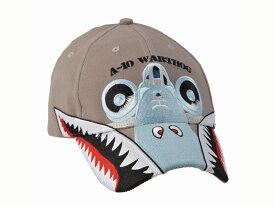 A-10 ウォートホッグ 刺繍 帽子