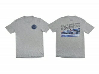 Skylife Flight Outfitters Stol Signature T Shirt Flight Outfitters