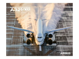 【Airbus A320neo Front View Poster】 エアバス 飛行機 ポスター