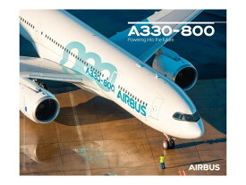 【Airbus A330-800 Ground View Poster】 エアバス 飛行機 ポスター