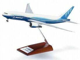 【BOEING】 ボーイング 777-200LR プラスチック モデル (1/200)