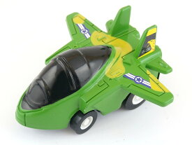 飛行機 プルバックカー ポケットプレーンズ ( c )