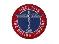 【BoeingTotemPatch】ボーイング刺繍ワッペン