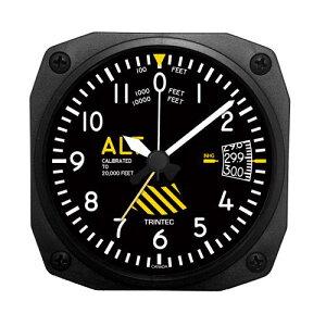 【Trintec 30th Anniversary Altimeter Alarm Clock】 トリンテック 30周年記念モデル 高度計 目覚し時計 DM60SE