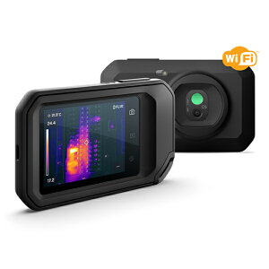 FLIR C5 【国内正規品】 フリアー 赤外線 サーモグラフィーカメラ 非接触温度計 業務用