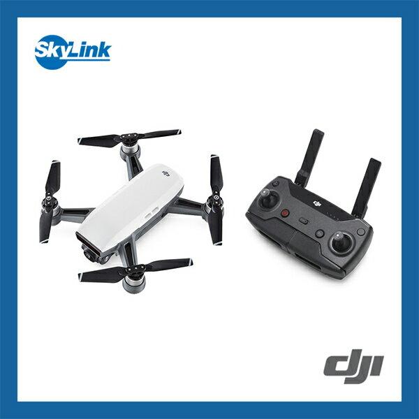 DJI Spark スパーク 送料無料 ミニドローン カメラ付き 送信機付きコンボ