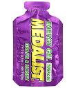 【MEDALIST/メダリスト】 ENERGY GEL / エナジージェル GRAPE & HONEY (ブドウとはちみつ) 【45g、106 kcal】 1袋