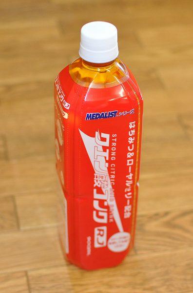 【トレイルランニング サプリ】 メダリスト クエン酸コンク RJ 900ml / MEDALIST Strong Citric Acid Drink 【トレイルランニング 対象商品】 【メダリッツ】
