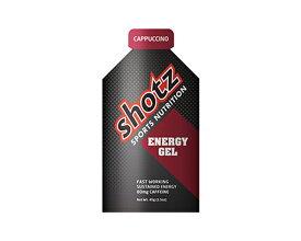 トレイルランニング Shotz Energy Gel Cappuccino ショッツ エナジージェル(カーボショッツ) カプチーノ 旧ワイルドビーン 【トレイルランニング 対象商品】 【代引不可】