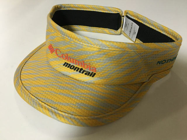 Columbia Montrail ナッシングビーツアトレイルランニングバイザーIIIライト (マダラ)