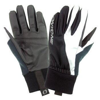 【ONYONE/オンヨネ】 Wind Break Winter Glove White / 防風 ウィンター グローブ ホワイト 【P25Apr15】