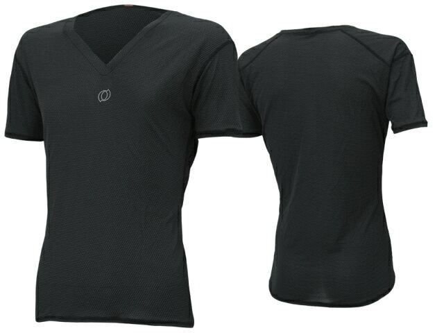 【ONYONE/オンヨネ】 Mens Breath tech PP S/S V neck Black / メンズ ブレステックPP V首 ショートスリーブアンダー ブラック