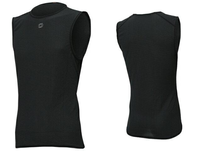 【ONYONE/オンヨネ】 Breathtech PP N/S Under Shirt Black / ブレステックPP ノースリーブ アンダーシャツ ブラック