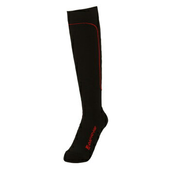 【ONYONE/オンヨネ】 Ashigikara Perfomance Socks Black / 腱力(あしぢから) パフォーマンスソックス ブラックxレッド 【P25Apr15】