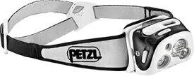 【PETZL/ペツル】 Reactik+ Head Light Black / リアクティックプラス ブラック ヘッドライト