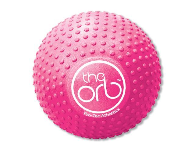 【PRO-TEC / プロテック】ORB MASSAGE BALL-5 (pink) / オーブマッサージボール