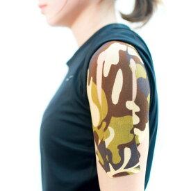 【GONTEX/ゴンテックス】Cuttape for shoulder #2 (camouflage) / 肩貼手2(かたハッテ)迷彩