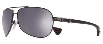 Chrome Hearts GRAND BEAST II Sunglasses Matte Black-Ebony Wood/Matte Carbon Fiber