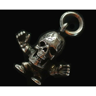 CHROME HEARTS FOTI HARRIS TEETER CHARM鉻赫茨FOTI哈裏斯球座三迷人