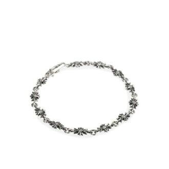 CHROME HEARTS TINY E CH PLUS BRACELET DIAMOND yellow tiny E CH plus diamond bracelet