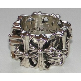 Chrome hearts ring cemetery 20 No.