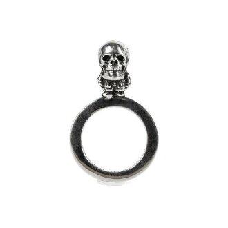 CHROME HEARTS FOTI SPACER-SU-DELPHINO RING chrome FOTI SPACER-SU - DELPHINO ring