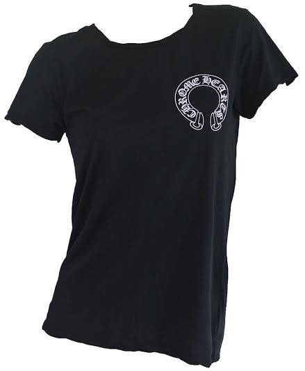 CHROME HEARTS LADIES HALF SLEEVE T-SHIRT Matt DiGiacomo  クロムハーツ レディース 半袖Tシャツ Matt DiGiacomo ブラック