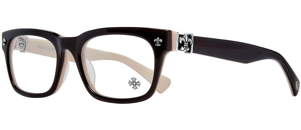 GITTIN ANY?-A Black and Tan 52-19-145 クロムハーツ 眼鏡