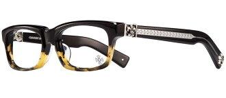 图示 A 铬心眼镜