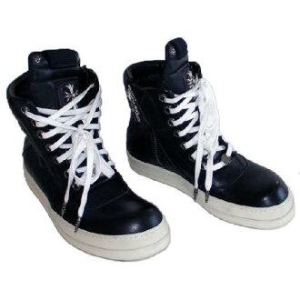 Chrome 瑞克 · 歐文斯 (RICK OWENS) 運動鞋黑色