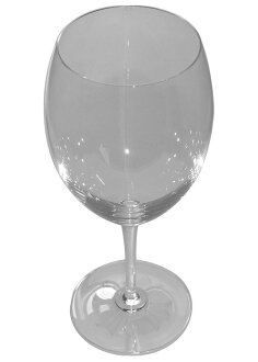 Chrome Hearts Baccarat Red Wine Glass