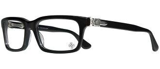 RUMPLEFORESKIN-黑鉻心眼鏡眼鏡