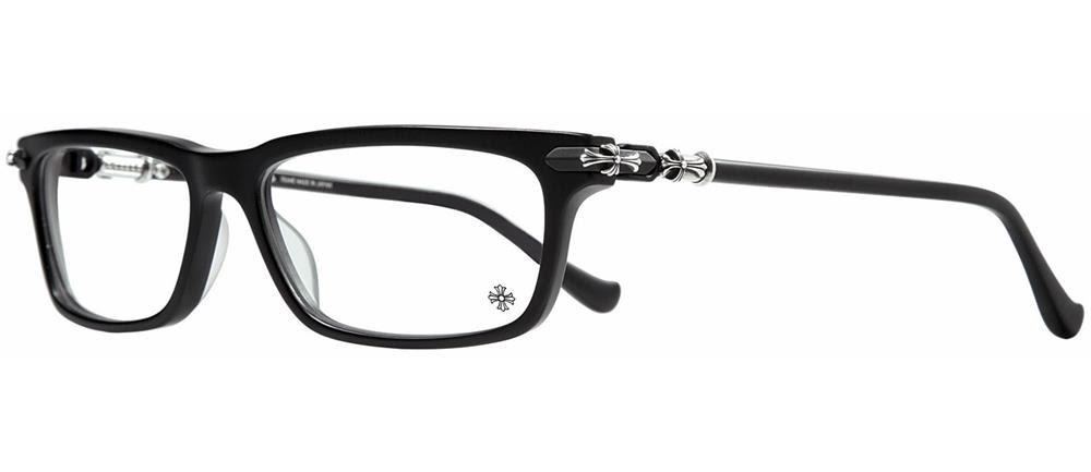 CHROME HEARTS CORNHAULASS-A Matte Black 58-17-143クロムハーツ アイウェア 眼鏡
