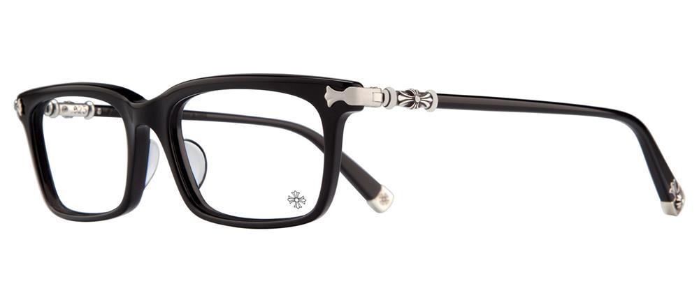 FUN HATCH-A MATTE BLACK 54-18-148 クロムハーツ アイウェア 眼鏡