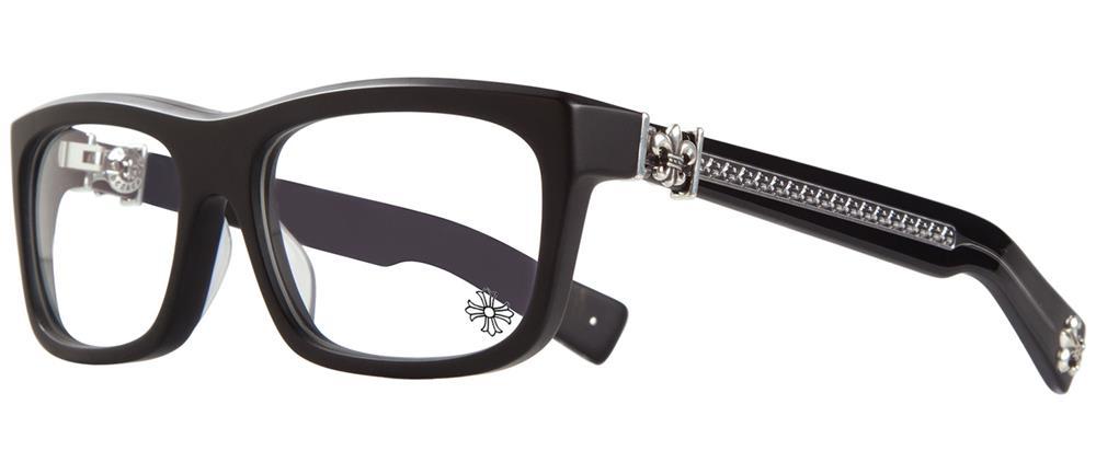 MYDIXADRYLL MATTE BLACK 55-18-135 クロムハーツ  アイウェア  眼鏡