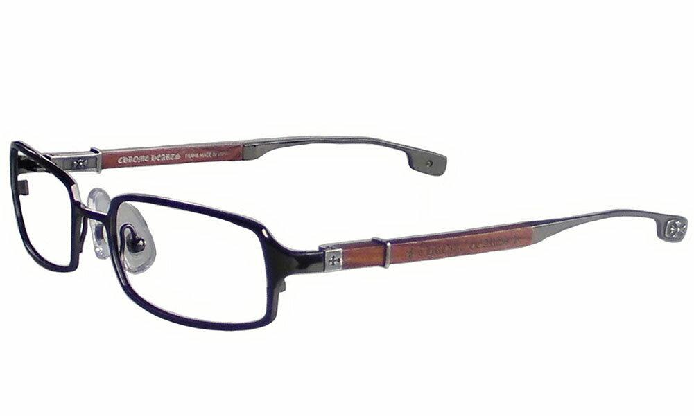 BLANKER FRANK 54-19-130 DARK BROWN クロムハーツ アイウェア 眼鏡