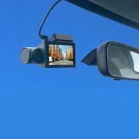HORNETドライブレコーダーSDR300H設置イメージ