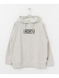 [Rakuten Fashion]ROXYJIVYHOODIE Sonny Label サニーレーベル カットソー パーカー グレー ホワイト ブラック【送料無料】