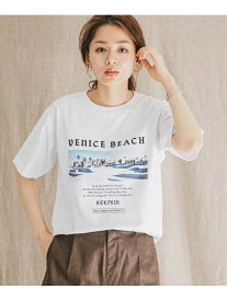 [Rakuten Fashion]【SALE/20%OFF】MAGIC NUMBER SpecialOrder T-SHIRTS / SbPark Sonny Label サニーレーベル カットソー Tシャツ ホワイト【RBA_E】【送料無料】