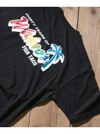 [Rakuten Fashion]【SALE/30%OFF】MAGICNUMBERSHORT-SLEEVELOOSEFITPOCKETT-SHIRTS Sonny Label サニーレーベル カットソー Tシャツ ブラック ホワイト【RBA_E】
