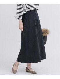 [Rakuten Fashion]ベイカーポケットロングスカート Sonny Label サニーレーベル スカート スカートその他 ベージュ カーキ ネイビー【送料無料】