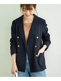 [Rakuten Fashion]ダブルブレストジャケット Sonny Label サニーレーベル コート/ジャケット コート/ジャケットその他 ネイビー【送料無料】