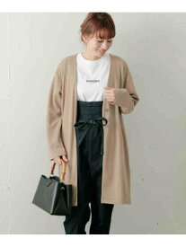 [Rakuten Fashion]【SALE/60%OFF】V開きカットコーディガン Sonny Label サニーレーベル コート/ジャケット コート/ジャケットその他 ベージュ ネイビー ホワイト【RBA_E】