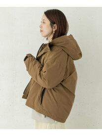 [Rakuten Fashion]フーディーダウンジャケット Sonny Label サニーレーベル コート/ジャケット ダウンジャケット ブラウン ブラック ベージュ【送料無料】