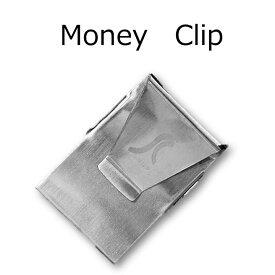 5のつく日はポイント10倍!!マネークリップ(カードホルダー機能付き)スリムクリップ シルバーカラースマートで実用的 財布 メンズ 社会人海外旅行にも最適 ゆうパケット対応可キャッシュレス