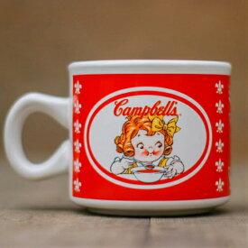 【中古】campbells soup cup/campbells/キャンベル/soup/cup/スープカップ/white/ホワイト/ヴィンテージ/vintage/used//船橋/千葉/古着/US古着/アメリカ古着/古着屋sleep