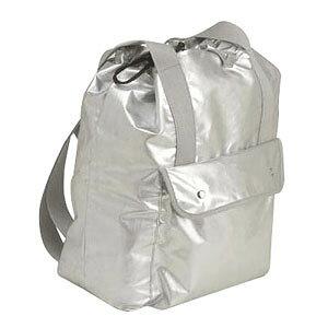 非常用マルチバッグ 33(上部50)×17×43cm 防災避難用品 東京都葛飾福祉工場※袋のみ、中身は含まれておりません